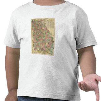 Georgia 3 t shirts