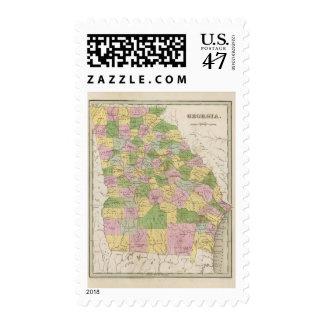 Georgia 6 postage
