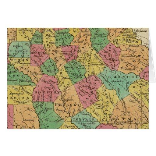 Georgia 9 card