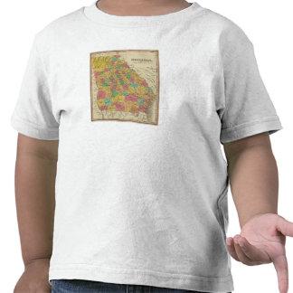 Georgia 9 camiseta