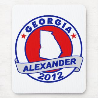 Georgia Alexander Mouse Pad