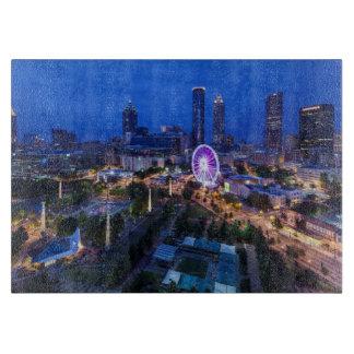 Georgia, Atlanta, Centennial Olympic Park Cutting Board