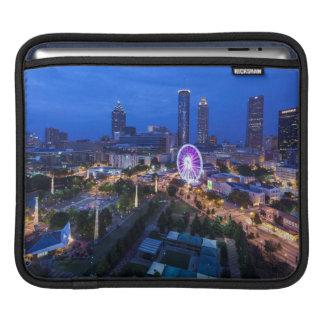 Georgia, Atlanta, Centennial Olympic Park iPad Sleeve