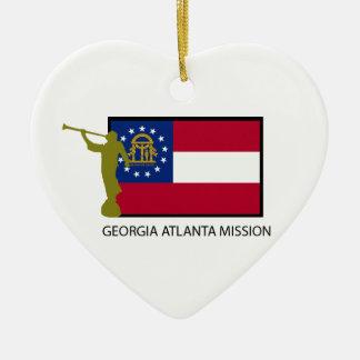 GEORGIA ATLANTA MISSION LDS CTR ORNAMENTS