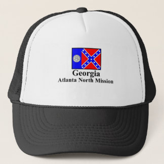 Georgia Atlanta North Mission Hat