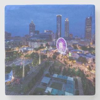 Georgia, Atlanta, parque olímpico centenario Posavasos De Piedra