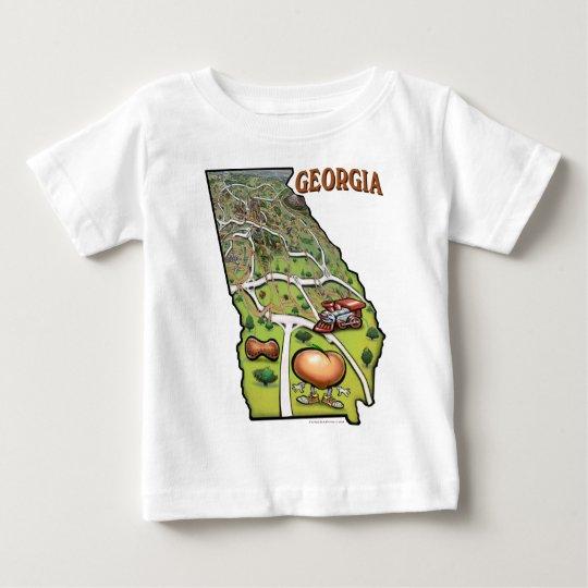 Georgia Baby T-Shirt