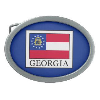 Georgia Belt Buckle