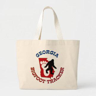 Georgia Bigfoot Tracker Tote Bag