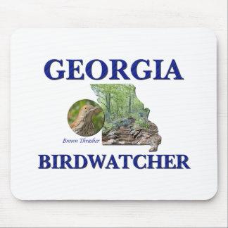 Georgia Birdwatcher Mouse Pad