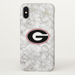 iPhone X Case with Bulldog Phone Cases design