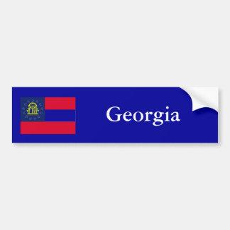 Georgia Etiqueta De Parachoque