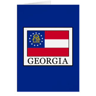Georgia Card