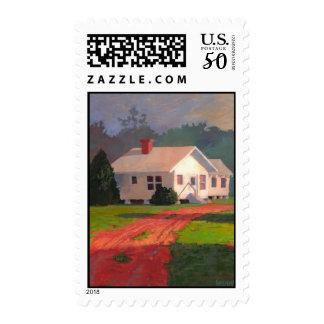 Georgia Clay postage stamp