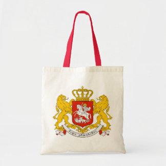 Georgia Coat of Arms detail Tote Bag