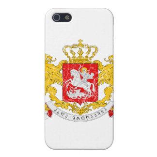 Georgia Coat Of Arms iPhone SE/5/5s Cover