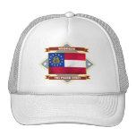 Georgia Diamond Trucker Hat