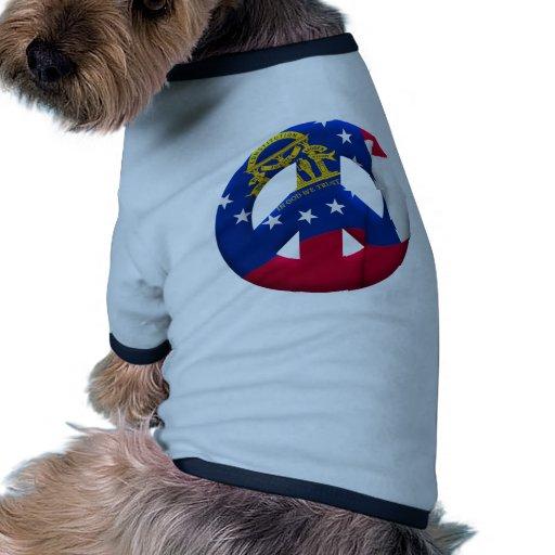 Georgia Doggie T Shirt