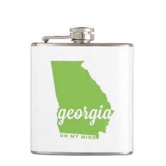 Georgia el | en mi mente el | verde petaca