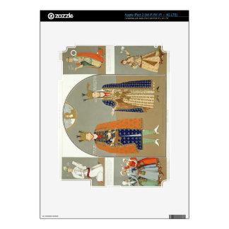 Georgia en el siglo de XVth: Rey Alejandro I (141 Pegatinas Skins Para iPad 3