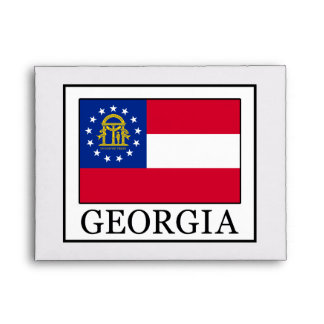 Georgia Envelope