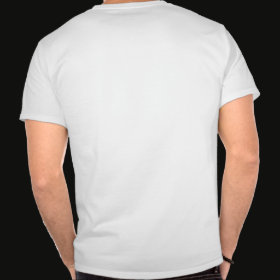 Selected Georgia T-Shirt Back