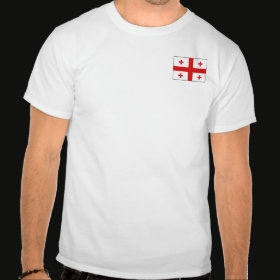 Selected Georgia T-Shirt Front