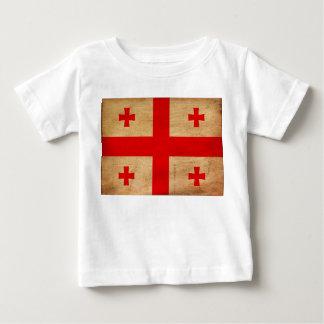 Georgia Flag Baby T-Shirt