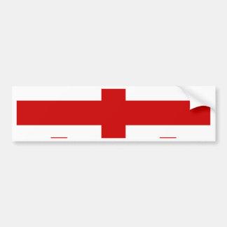 Georgia Flag Bumper Stickers