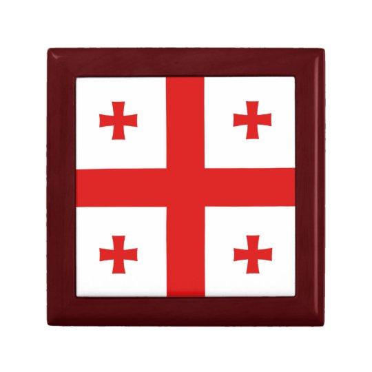Georgia Flag Gift Box