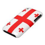 Georgia Flag iPhone 3 Cases
