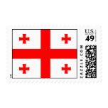 Georgia Flag Stamp