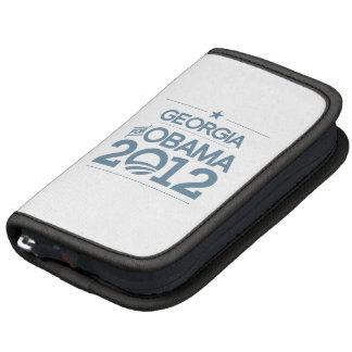 GEORGIA FOR OBAMA 2012 png Folio Planner