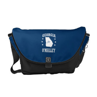 GEORGIA FOR O'MALLEY COURIER BAGS