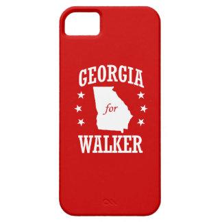GEORGIA FOR WALKER iPhone 5 CASE