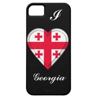 Georgia Georgian flag iPhone SE/5/5s Case