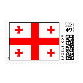 Georgia – Georgian Flag Postage