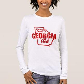 Georgia Girl Long Sleeve T-Shirt