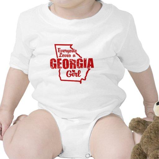 Georgia Girl Romper