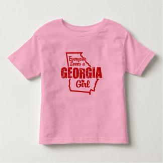 Georgia Girl Toddler T-shirt