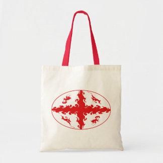 Georgia Gnarly Flag Bag