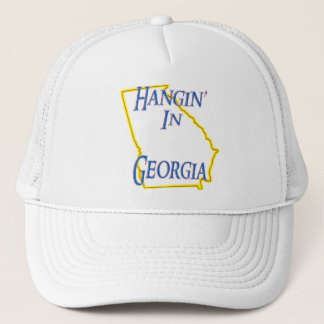Georgia - Hangin' Trucker Hat