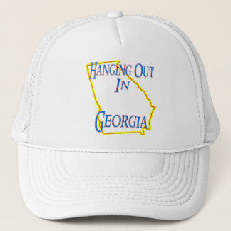 Georgia - Hanging Out Trucker Hat