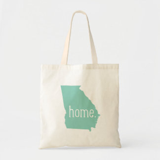Georgia Home State Tote Bag