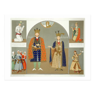 Georgia in the XVth century: King Alexander I (141 Postcard