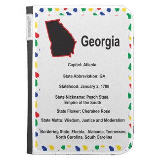 Georgia Information Educational Caseable Case Kindle 3 Cases