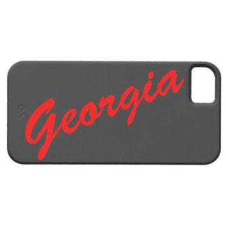 Georgia iPhone SE/5/5s Case