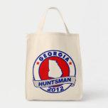 Georgia Jon Huntsman Canvas Bags