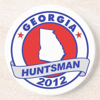 Georgia Jon Huntsman Coasters