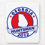 Georgia Jon Huntsman Mouse Pad